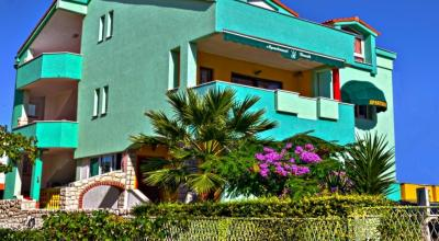 apartmani Lux Villa Apartments Benak
