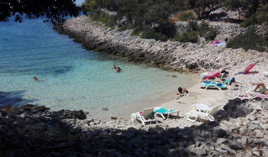 Plaža Vela Draga Mali lošinj