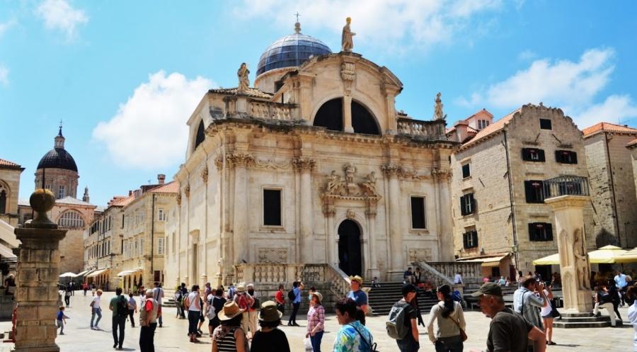 Crkva Sv Vlaha Dubrovnik