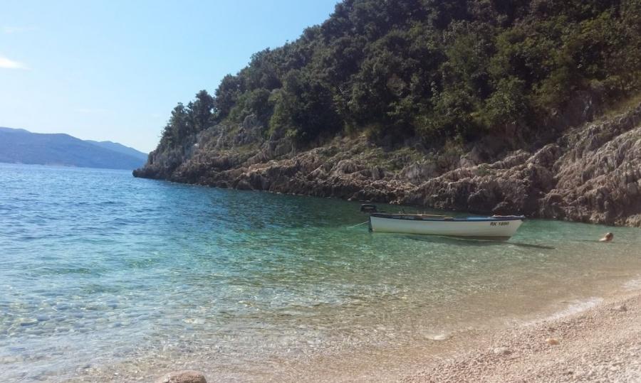 Plaža Stupova Istra
