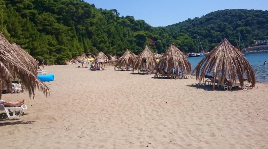 Plaža Salpunara Mljet