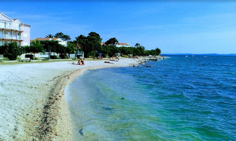 Plaža Donja Prezida Vir