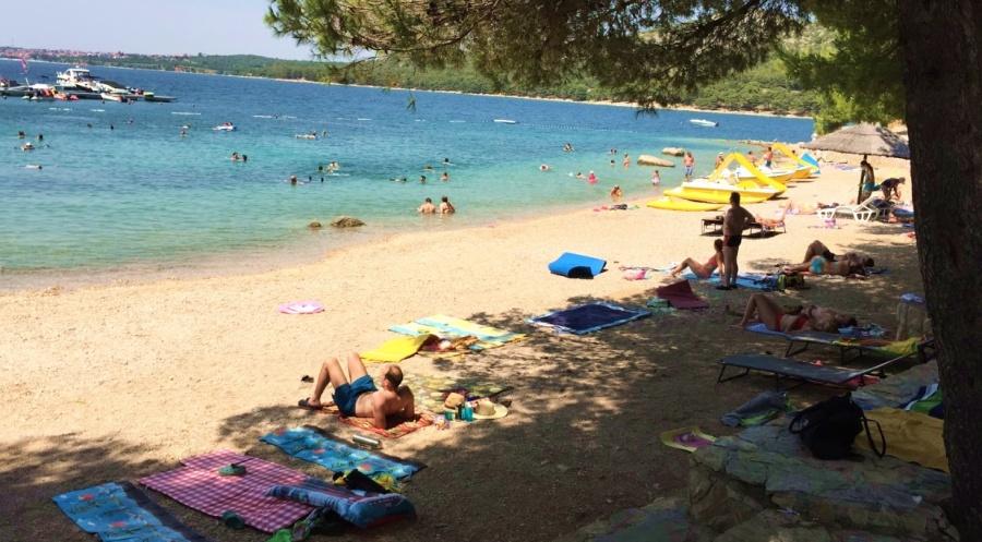 Plaža Oaza Mira Drage