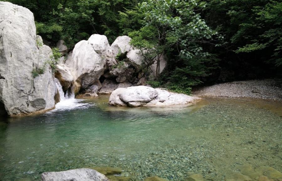 Paklenica near Zadar