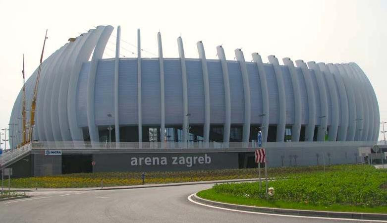 Arena Zagreb Kapacitet Sektori I Raspored Sjedenja