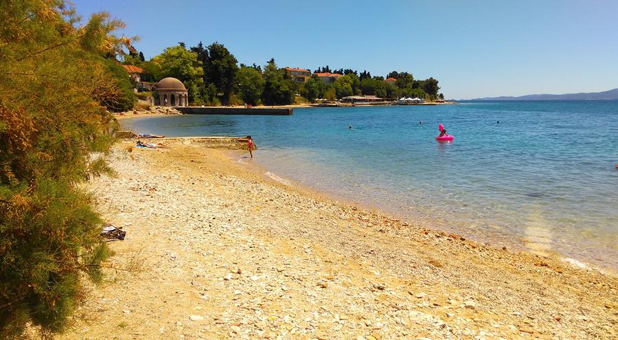 Plaža Kolovare Zadar