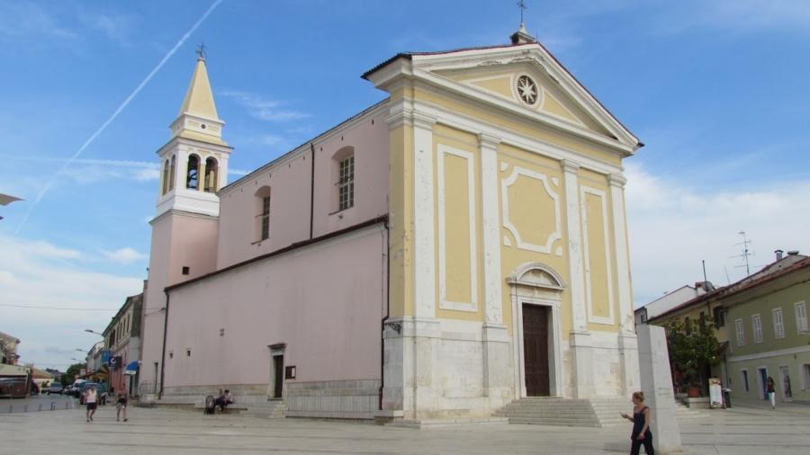 Crkva Gospe od Anđela Poreč