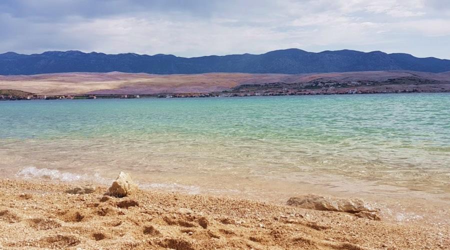 Plaža Kolan Čista