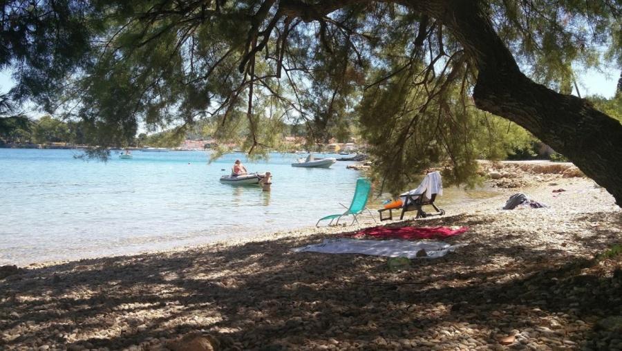 Plaža Beach Poljana Ugljan