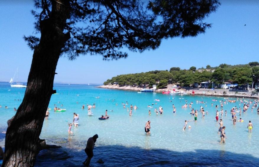 Plaža Slanica Murter