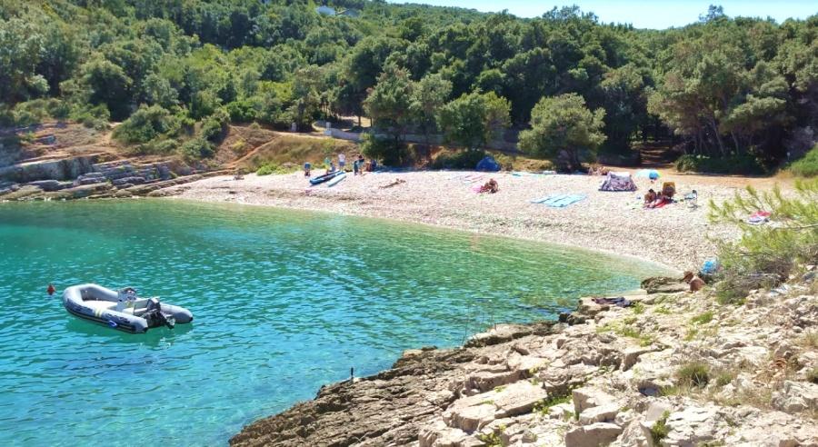 Plaže Bech Strand Istria