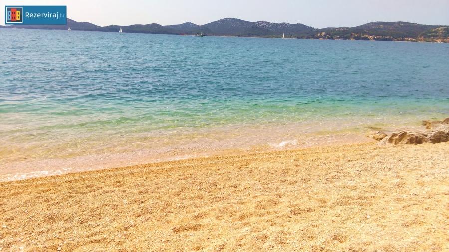 Dražica Biograd na moru beach