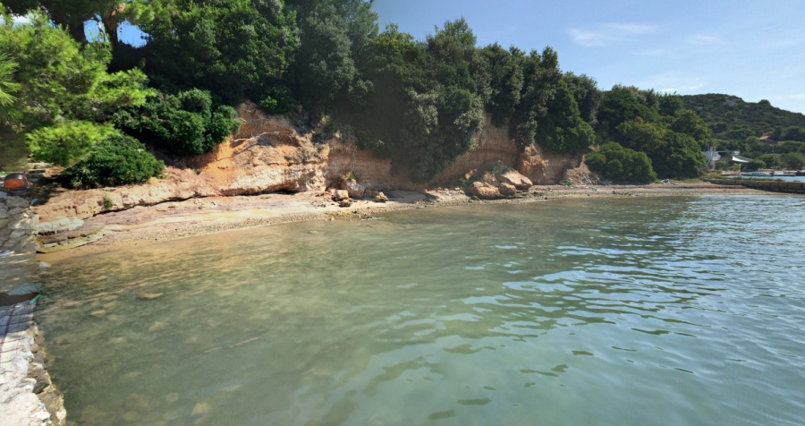 Plaža Jazina Tisno