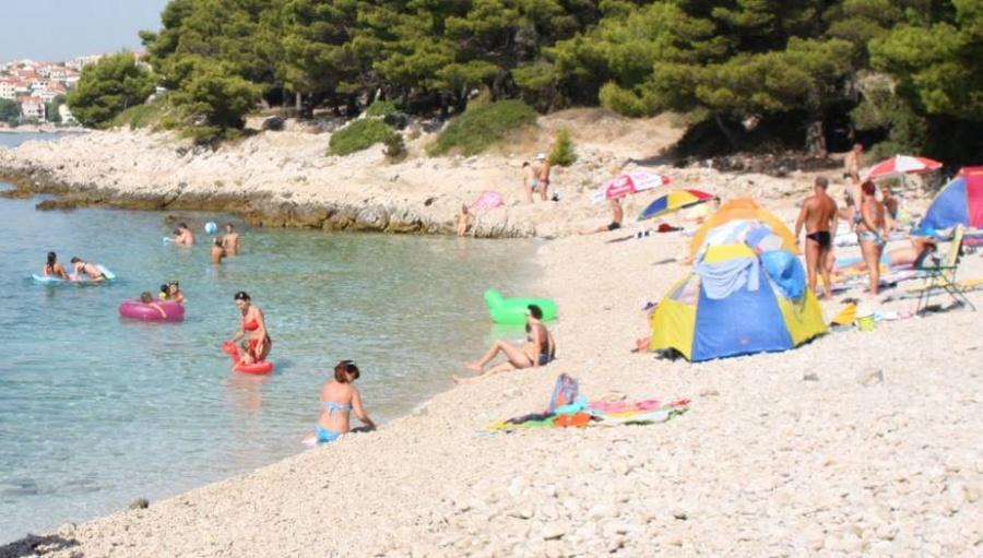Plaža Vela Draga Čiovo