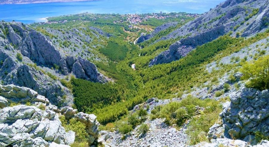 Nacionalni park Paklenica iz Šibenika