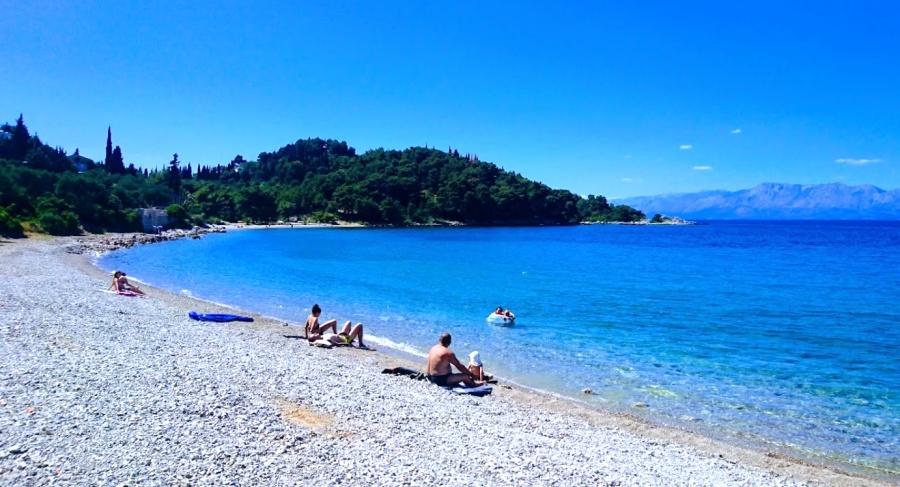 Plaža Vrila Pelješac
