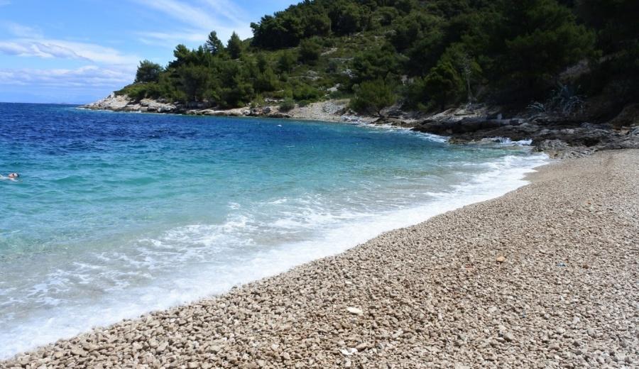Plaža Gradovac Vis