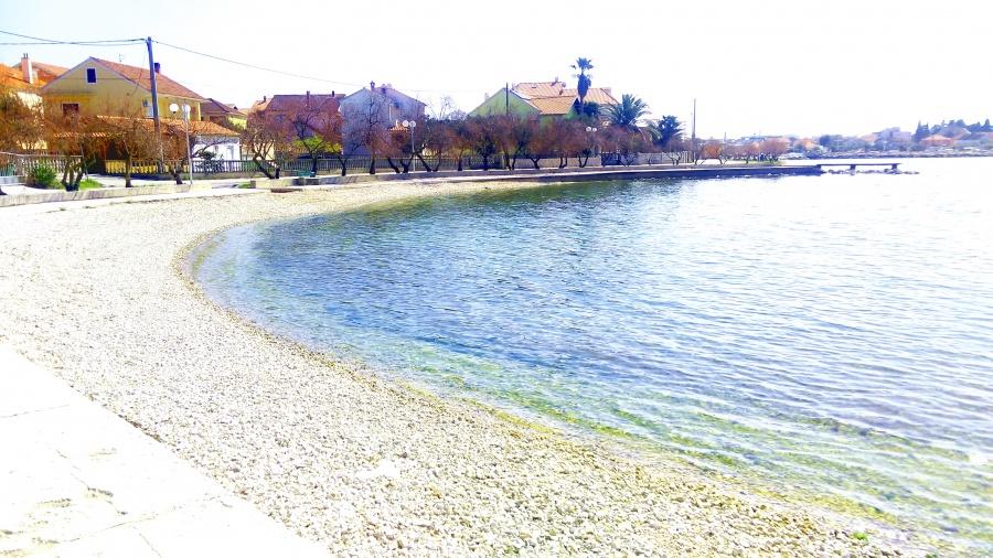 Plaža Šultarevo Bibinje