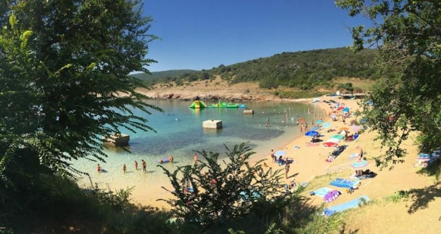Plaža Sv Marak Riska