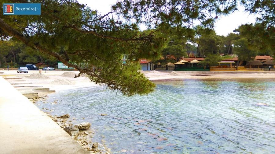 Plaža Soline Biograd