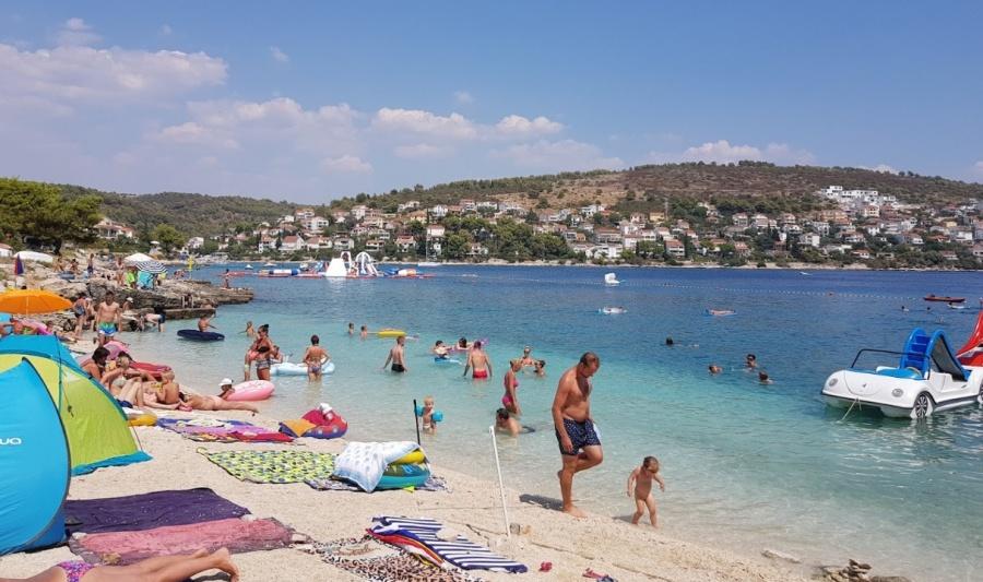 Plaža Bočići Čiovo