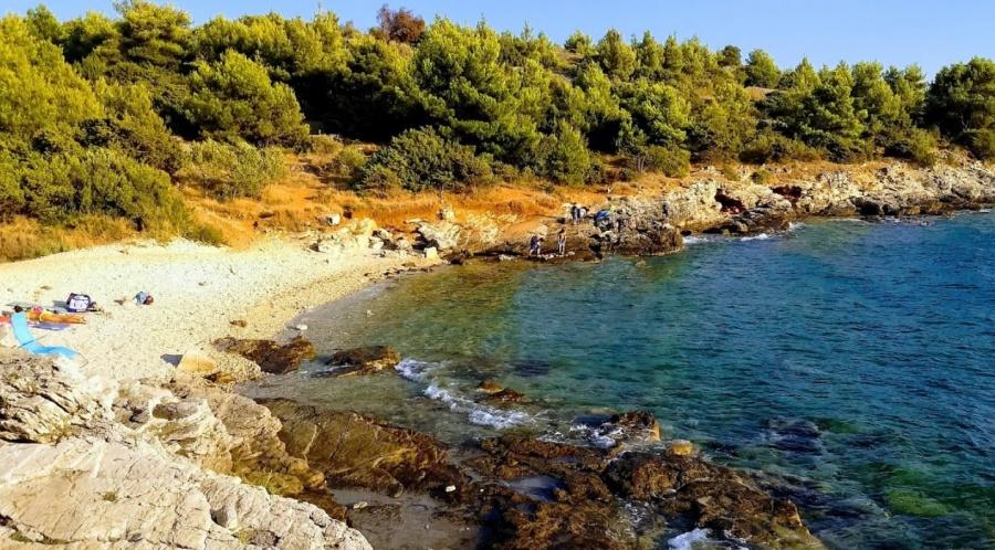 Plaža Julija Murter