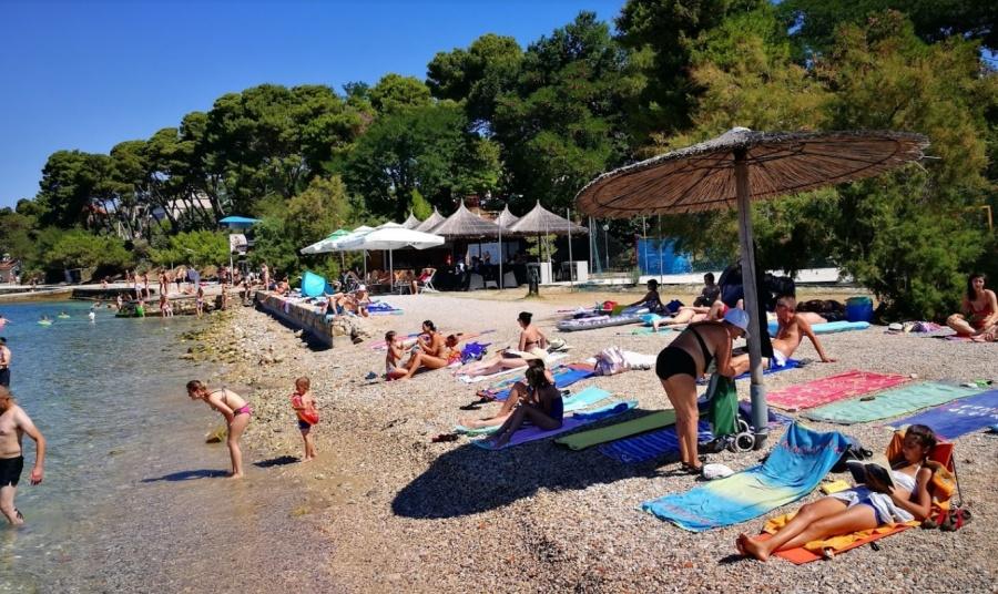 Kolovare Zadar plaža