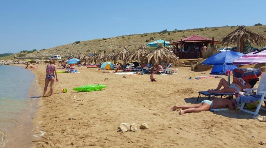 Plaža Ričina Nin Vrsi
