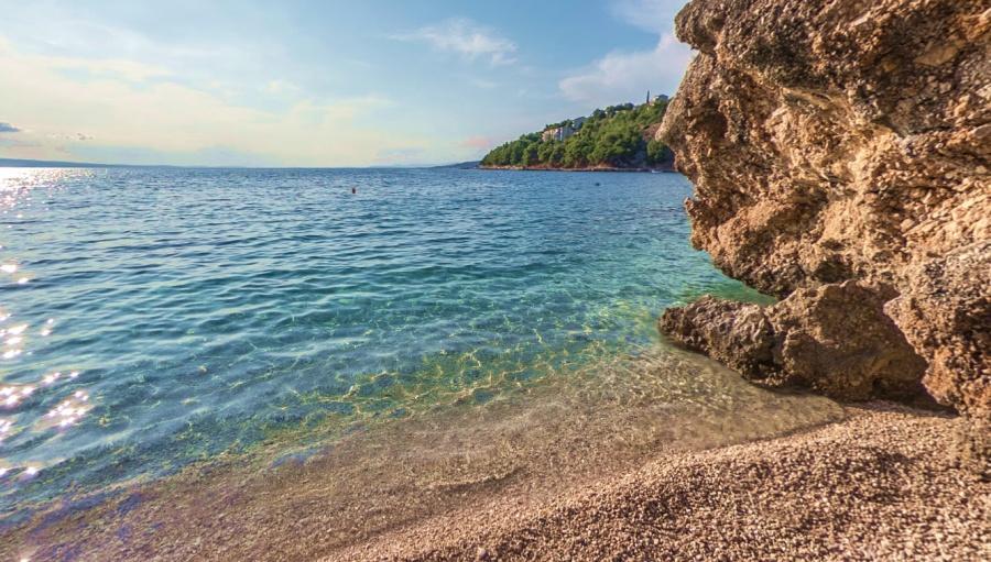 Plaža Mala Luka Omiš