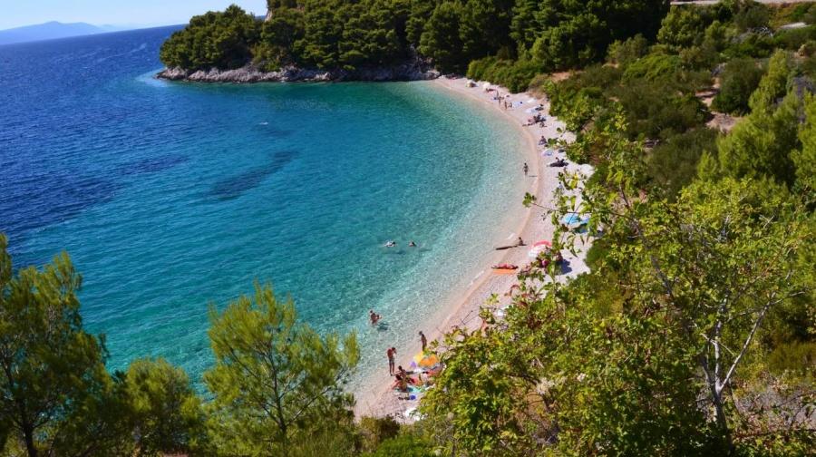 Najlijepše plaže Makarske rivijere