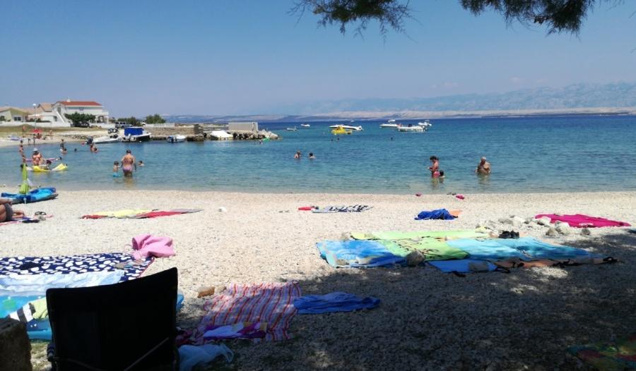 Plaža Velika Slatin Vir