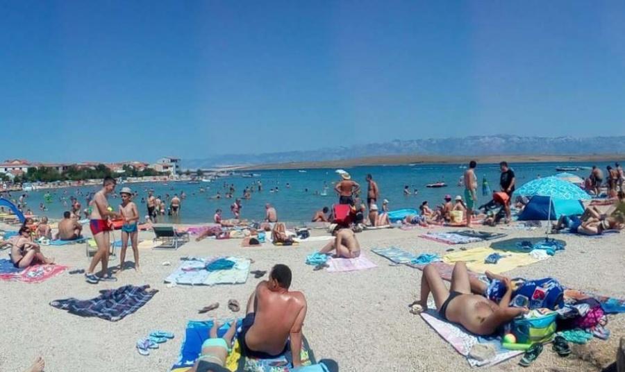 Plaža Žitna Vir