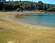 Fažana beach