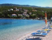 Jadranovo plaža beach