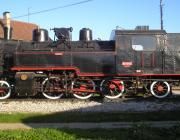Parna lokomotiva Bjelovar