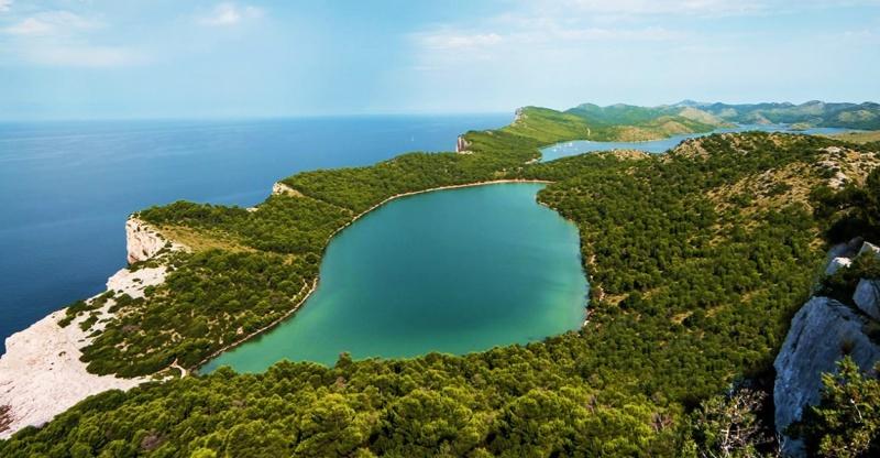 Jezero mir telašćica