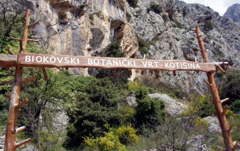 Park Prirode Biokovo Radno Vrijeme I Botanicki Vrt Kotisina