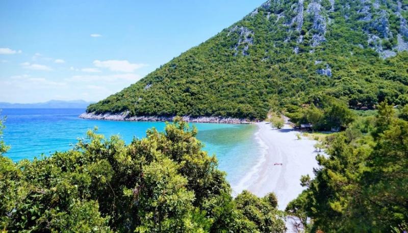 Plaža Divna Pelješac