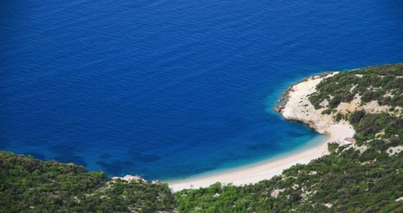 Sveti Ivan Lubenice Cres beach