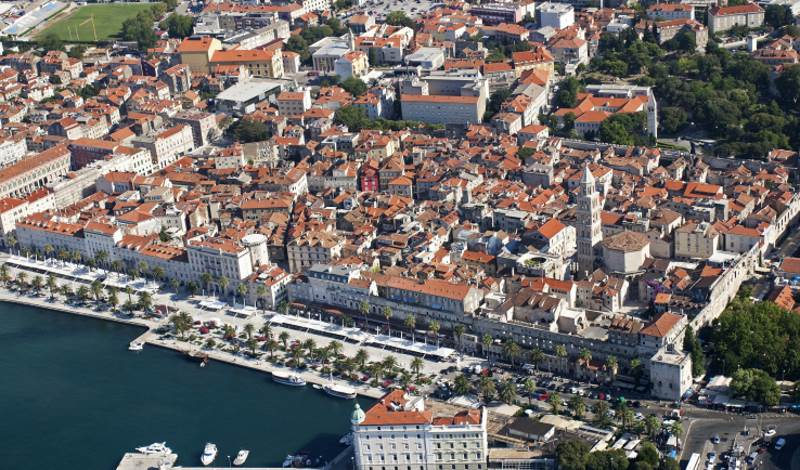 Dioklecijanova Split what to visit and see