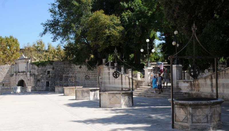 Pet Bunara Zadar what to do in Zadar