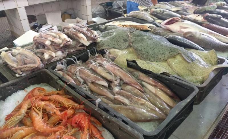 ribarnica fish market zadar