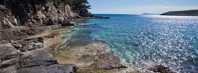 Plaža Bili Buk Komiža