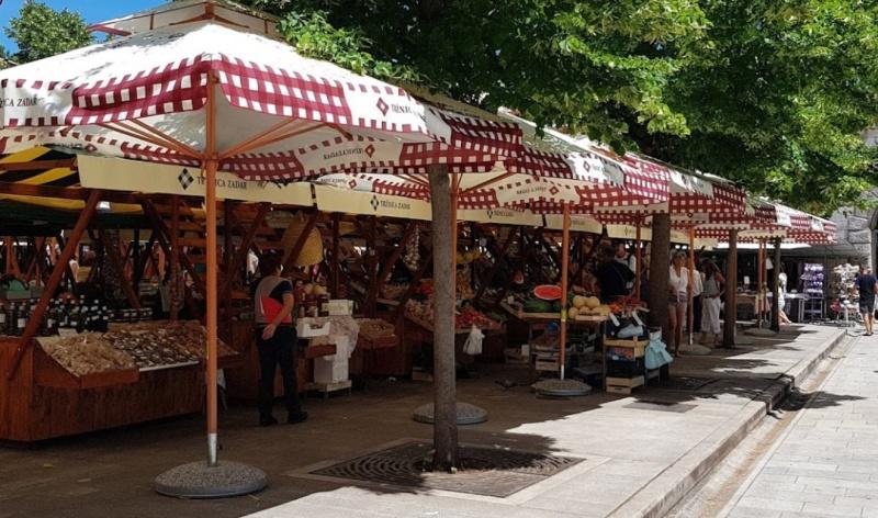 Zelena tržnica zadar