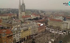 Web Kamera Zagreb Manduševac